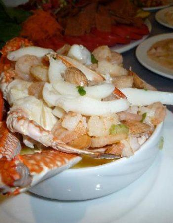 فارس مطعم سى فود فى شرم الشيخ Fares restaurant the best seafood in Sharm seafood soup