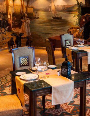 مطعم الأقصر فى سوهو شرم الشيخ Luxor restaurant sharm el sheikh soho square 1