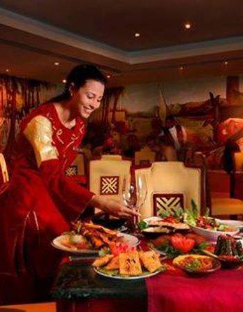 مطعم الأقصر فى سوهو شرم الشيخ Luxor restaurant sharm el sheikh soho square 5