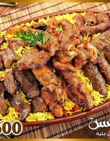 مطعم ام حسن للأكل المصرى فى مصر Om Hassan Egyptian restaurant in Egypt 7