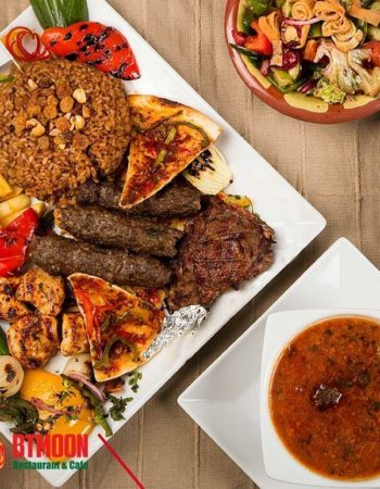 مطعم بتمون اللبنانى فى الشرقية مصر Btmoon lebanese restaurant in Sharqia 10th of ramadan 17