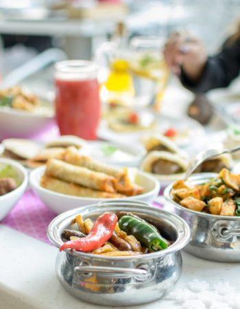 مطعم تمارا اللبنانى Tamara Lebanese bistro restaurant Alexandria 1