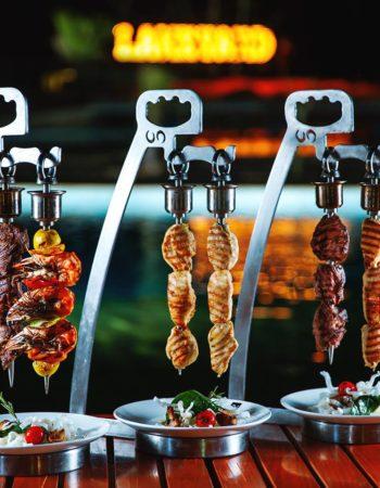 مطعم وان اوك فى الشيح زايد one oak restaurant sheikh zayed 8