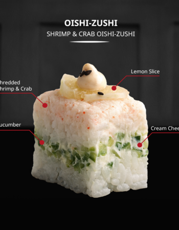 مطعم وان اوك فى الشيح زايد one oak restaurant sheikh zayed shrimp & crap Oishi-zushi