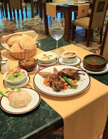 مطعم الأقصر فى سوهو شرم الشيخ Luxor restaurant sharm el sheikh soho square 2