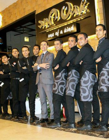 مطعم وان اوك فى الشيح زايد one oak restaurant sheikh zayed team