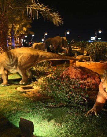هوليوود شرم hollywood ديناصور