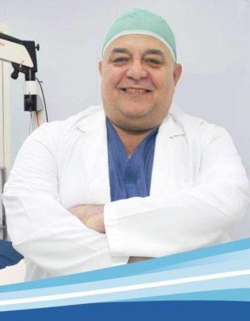 دكتور هشام جابر طبيب عيون فى اسكندرية