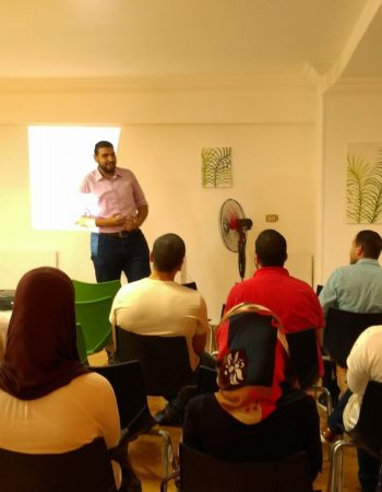 Blooms Co-working space company in Alexandria Egypt – بلومز مساحات عمل مشتركة فى الاسكندرية 4