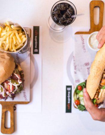 Café Supreme in Cairo – كافيه سوبريم فى القاهرة مصر الجديدة 8