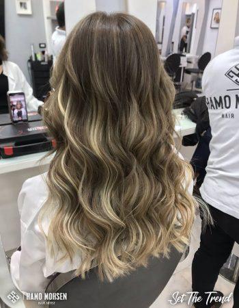 Hamo Mohsen hair stylist and beauty center in mohandseen cairo – حمو محسن مصفف الشعر ومركز تجميل فى المهندسين القاهرة 2