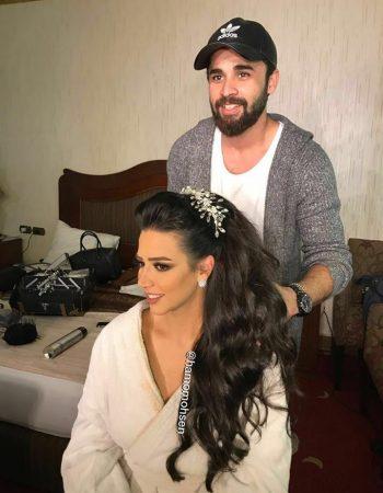 Hamo Mohsen hair stylist and beauty center in mohandseen cairo – حمو محسن مصفف الشعر ومركز تجميل فى المهندسين القاهرة 8