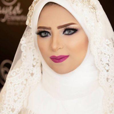 Nesma Elshrbiny makeup artist & beauty center in Giza Cairo – نسمة الشيربينى خبيرة ميكياج وسنتر تجميل فى الجيزة مصر 2